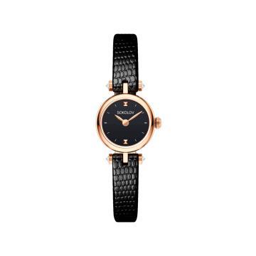 Золотые часы SOKOLOV 215.01.00.000.02.01