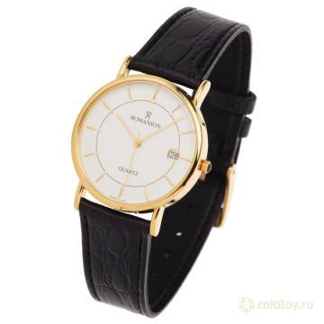 Часы ROMANSON NL 1120S MG(WH)