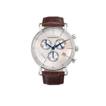 Часы наручные Romanson TL 8A27H MW(WH)
