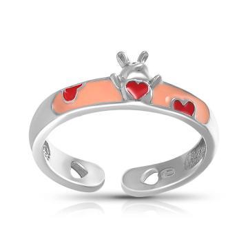 Кольцо TALANT из серебра с эмалью