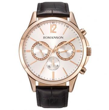 Часы наручные Romanson TL 8A26F MR(WH)