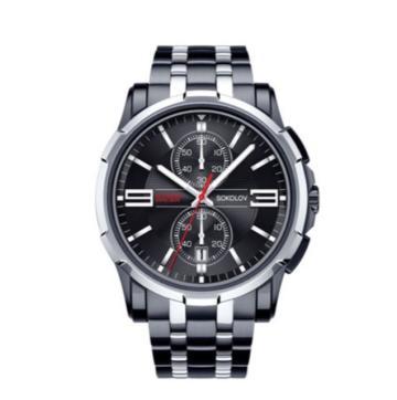 Часы наручные Sokolov 302.77.00.000.02.03