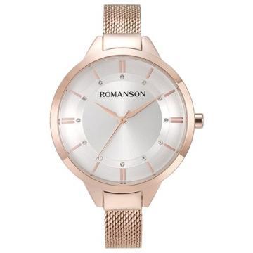 Часы наручные Romanson RM 8A28L LR(WH)