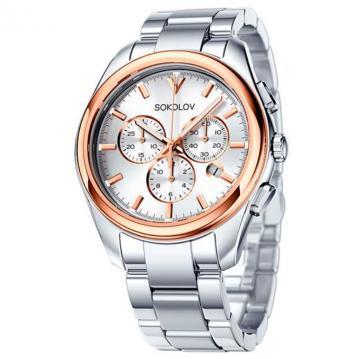 Часы наручные Sokolov 139.01.71.000.01.01