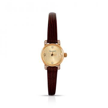 Золотые часы Talant 51.6.46.08.1