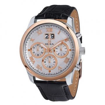 Часы наручные из золота и серебра НИКА 1398.0.19.11B